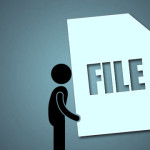 Find large files on your hard drive to free up space