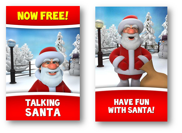 christmas apps 4