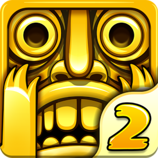 temple run 2 most downloaded apps