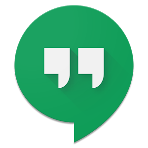 hangouts most downloaded apps