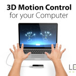 Control Your PC using Leap Motion Controller Without Touching It!