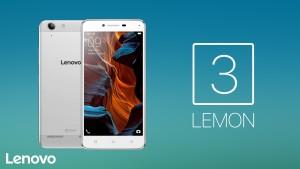Lenovo Lemon 3 Features,Specifications & Price