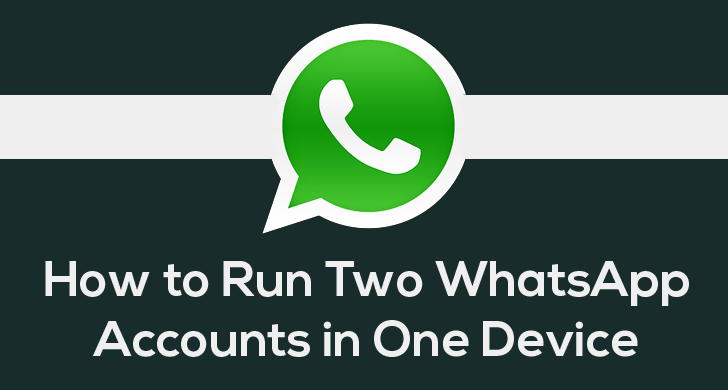 two whatsapp numbers