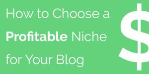 Best Niche To Start A Profitable Blog in 2017