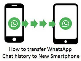 Move Whatsapp Chat History Between Android Devices!
