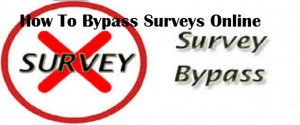 How To Bypass Surveys To Download Files 2016