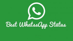 {New*}Top Best Whatsapp Status (2016 Edition)