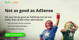 RevenueHits Vs Adsense:Best Alternative In 2016?