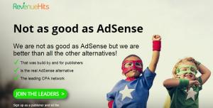 RevenueHits Vs Adsense:Best Alternative In 2016?