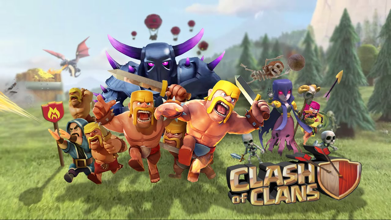 Clash Of Clans Apk Cracked Unlimited