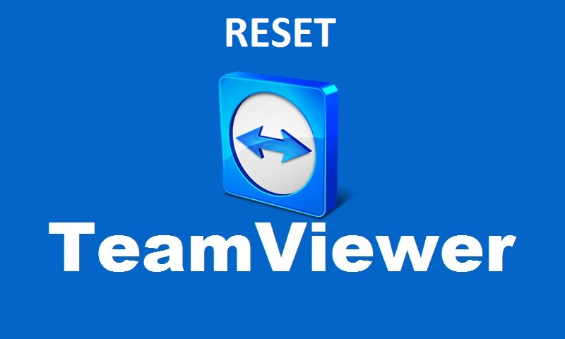 How To Reset Teamviewer Trial,ID And Password