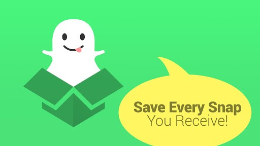 save snapchat images