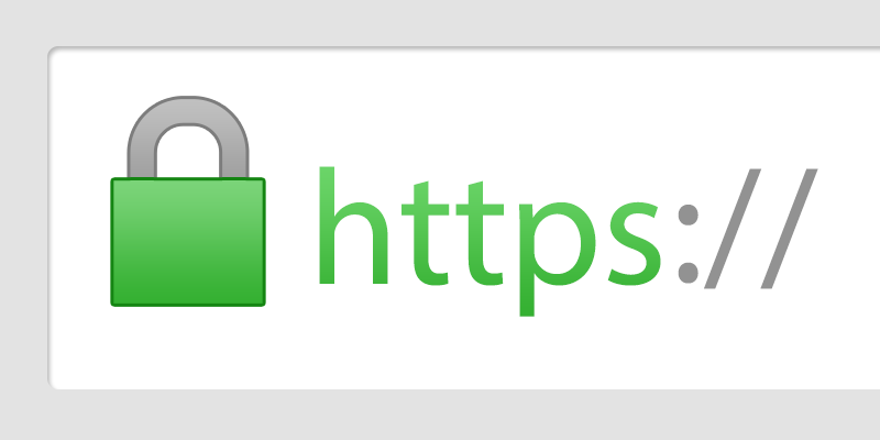how to know if a site is secured