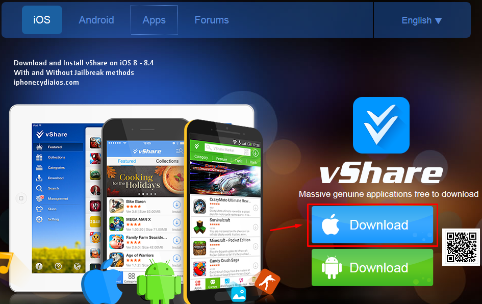Why vShare Is The Best App Market?